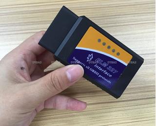 Elm327 Obd2 Escaner Automotriz Android,pc + Envio Gratis