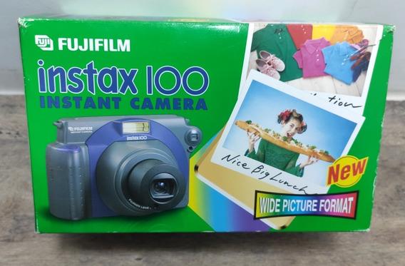 Câmera Fujifilm Instax 100 Foto Instantâneo