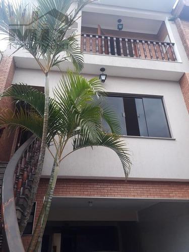 Casa Sobrado Em Taboao - São Bernardo Do Campo, Sp - 2313