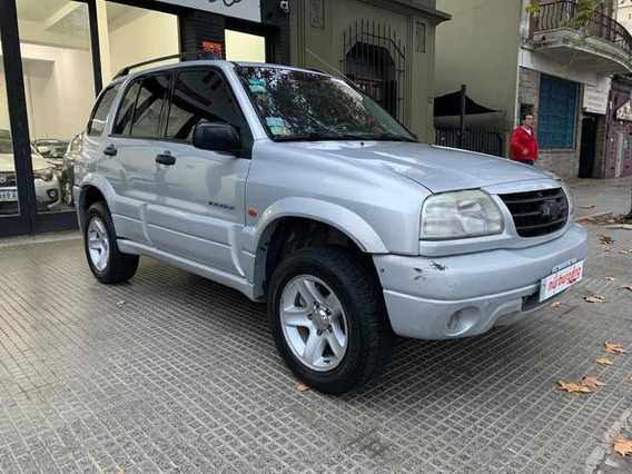 Grand Vitara 2.0 Nafta 4x4 Manual Impecable Modelo 2001!!
