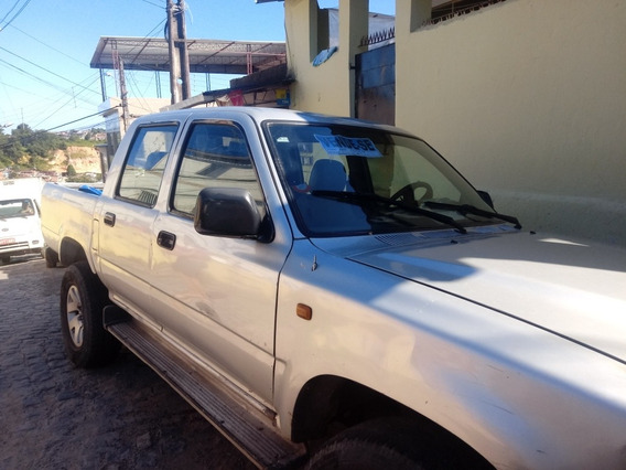 Toyota Hilux 3.0 Dx Cab. Dupla 4x4 4p 2004