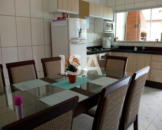 Alugar Casa, Condomínio Horto Florestal I, Horto Florestal, Sorocaba, 3 Suítes, Sala 2 Ambientes, Espaço Gourmet, Cozinha, 2 Vagas Cobertas - Cc02386 - 34493359