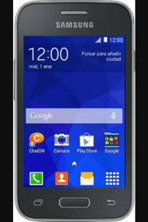 Galaxy Young 2 Pro Dual Chip