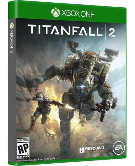 Titanfall 2 - Jogo Xbox One Original - Midia Fisica Lacrado