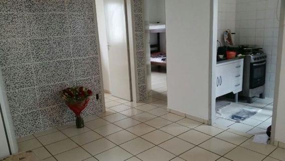 Apartamento Lado Praia Em Itanhaém 50m², 2 Dormitórios