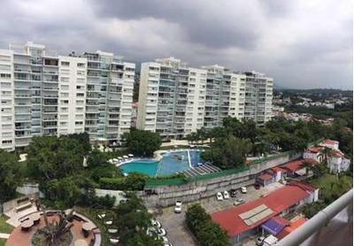 Penthouse En Renta, Lomas De La Selva, Cuernavaca, Morelos