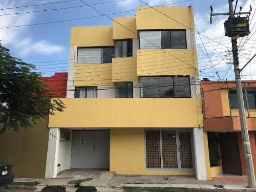 Departamento En Renta Col. Chapultepec Oriente Morelia