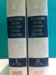 Diccionario General Ilustrado Hispano-mexicano