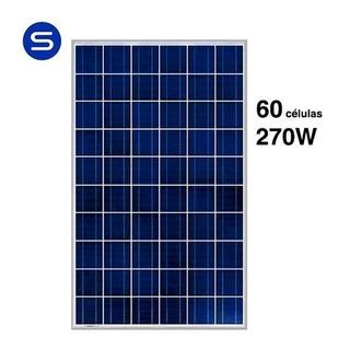 Panel Solar 270w 60 Celdas Policristalino