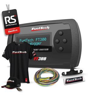 Fueltech Ft300 3 Metros + Mega Brindes + 12x Sem Juros