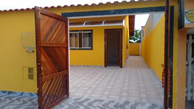 Casas Novas Em Itanhaém, Minha Casa Minha Vida, Ref. 141