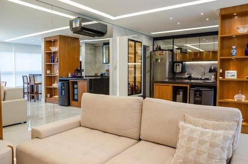 Elegante Apartamento No Mansões - Ap3202