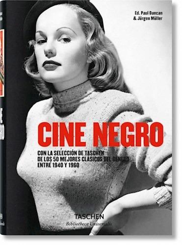 Imagen 1 de 2 de Cine Negro - Varios Autores