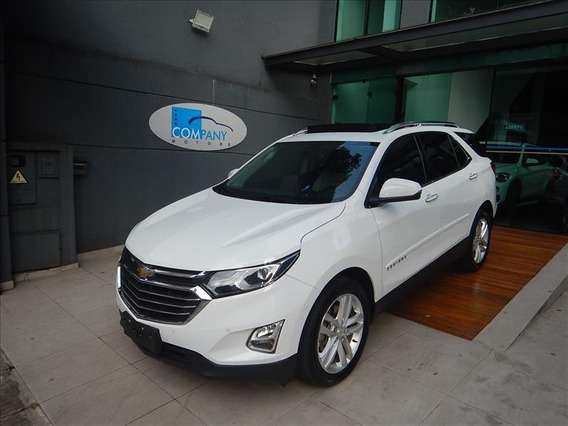 Chevrolet Equinox Equinox Premier 2018 Turbo Top Branca