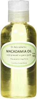 4fl. Oz Orgánico De Nueces De Macadamia Aceite Envio Gratis