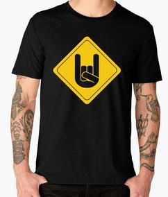 Camisetas Para Caballero De Rock Ropa Barata