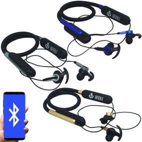 Fone De Ouvido Esporte Flexível Headphone Vibra Bluetooth