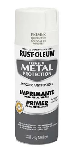 Imagen 1 de 6 de Pintura Aerosol Metal Primer Anticorrosivo Rust Oleum Mm