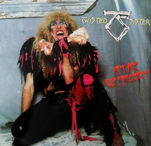 Twisted Sister - Stay Hungry (vinilo Nuevo)