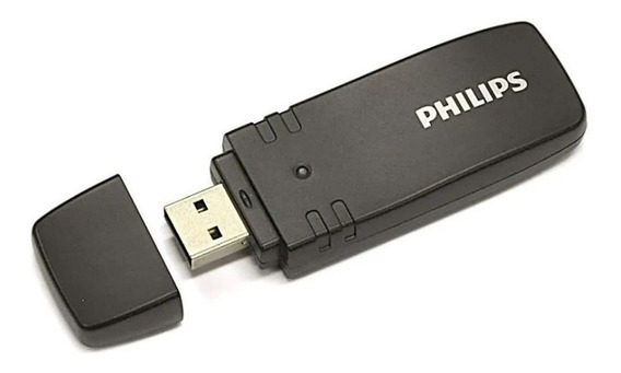Adaptador Wi-fi Tv Usb E Home Theaters Philips Original