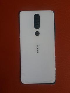 Repuesto De Nokia 5.1 Plus Color Blanco