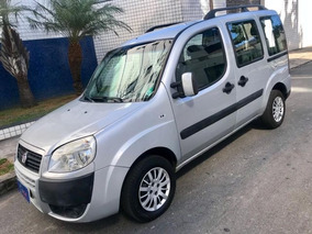 Fiat Doblò Essence 1.8 16v Flex, Hdb3456