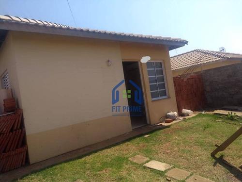 Casa Para Venda - Fraternidade - Ca2109