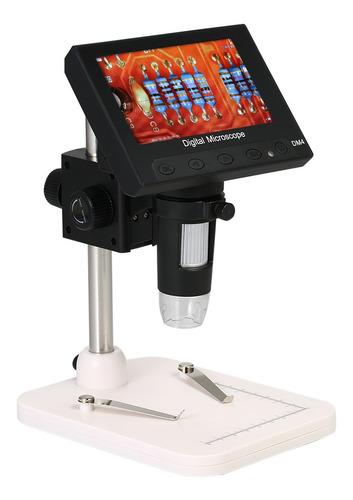 1000x Ampliación 4.3 Pantalla Lcd Microscopio Portátil