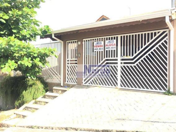 Casa À Venda Em Bragança Paulista, Jardim Europa - Ca0258