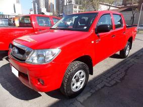 Toyota Hilux Dc 4x4 2.5 Mt Diesel 2011