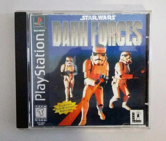 Star Wars Dark Forces Ps1 Patch
