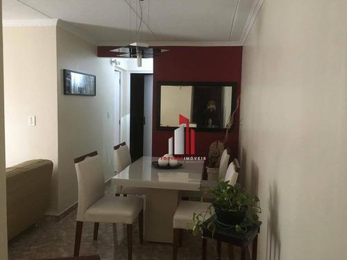 Apartamento Com 2 Dormitórios À Venda, 56 M² Por R$ 260.000,50 - Pirituba - São Paulo/sp - Ap0032