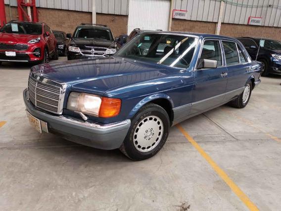 Mercedes-benz 500 1987 560 Sel
