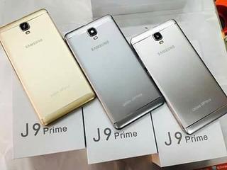 Samsung J9. Cor