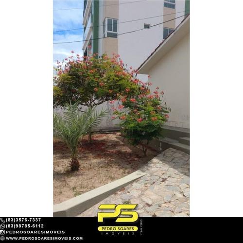 Terreno À Venda, 672 M² Por R$ 800.000 - Bancários - João Pessoa/pb - Te0326