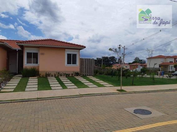 Casa Com 3 Dormitórios À Venda, 72 M² Por R$ 430.000 - Medeiros - Jundiaí/sp - Ca1946