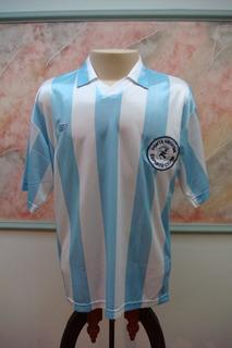 Camisa Futebol Ponta Grossa Parana Enr Jogo Antiga 742