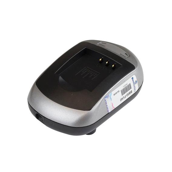 Carregador Para Camera Digital Fujifilm Finepix V10 Zoom