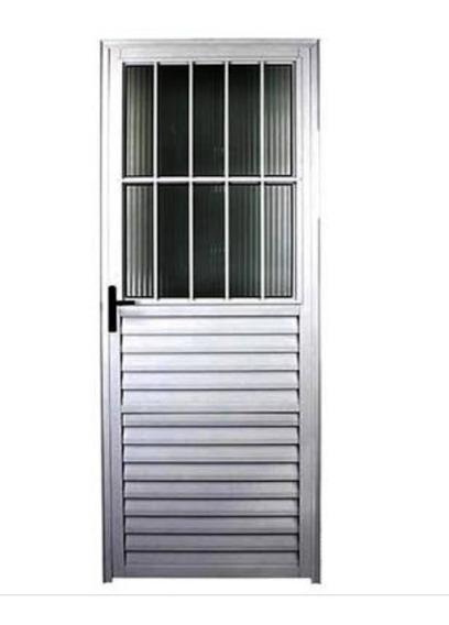 Porta Aluminio Basculhante 1000x1500