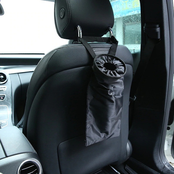 Mini Lixeira Para Carro Uber Taxi