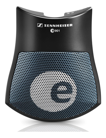 Sennheiser E 901 - Microfone Para Instrumentos Robusto