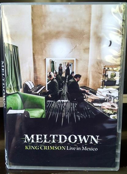 King Crimson - Meltdown Live In México