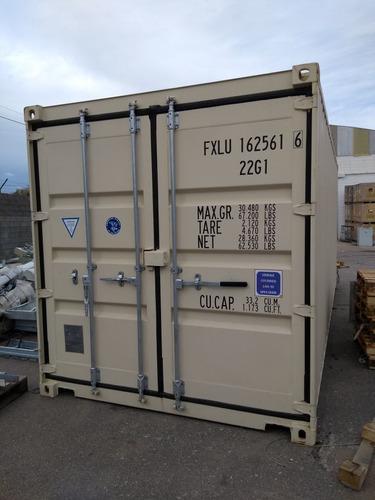 Contenedores Maritimos Container/ Seco 40' Rio Grande