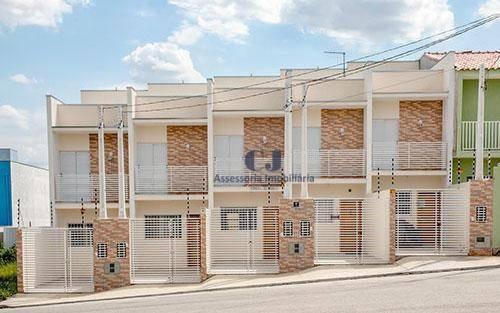 Sobrado Com 2 Dormitórios À Venda, 68 M² Por R$ 240.000,00 - Jardim Eucalíptos - Sorocaba/sp - So0016