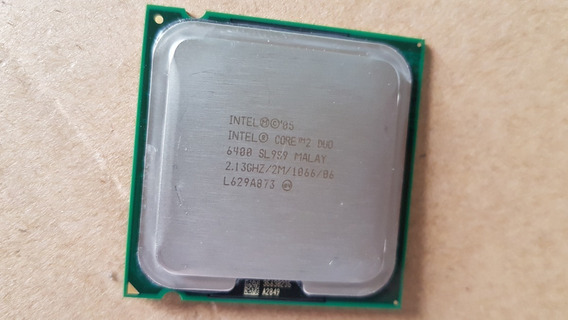 Processador Intel Core 2 Duo 6400 2.13ghz 2mb L2 Dual Core