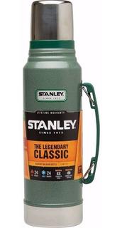 Termo Classic 1 Litro Americano Stanley Acero Inoxidable