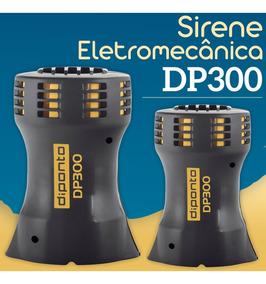 2 Sirenes Rotativa Escolar Industrial Dp300 Metros 110/220v