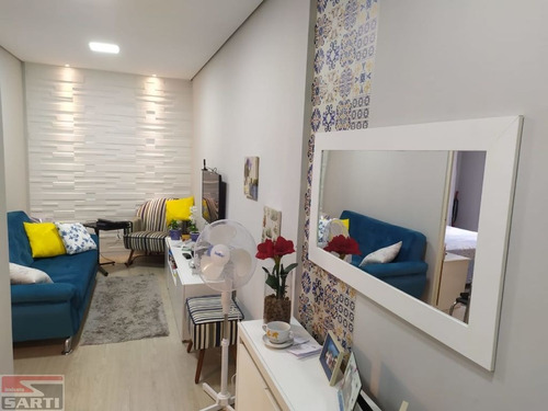 Apartamento- Lindo !  Bairro De Santa Cecília - St18221