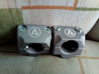 Torres O Bades Para Manubrio Moto De 7/8 A 28 Mm Acerbis