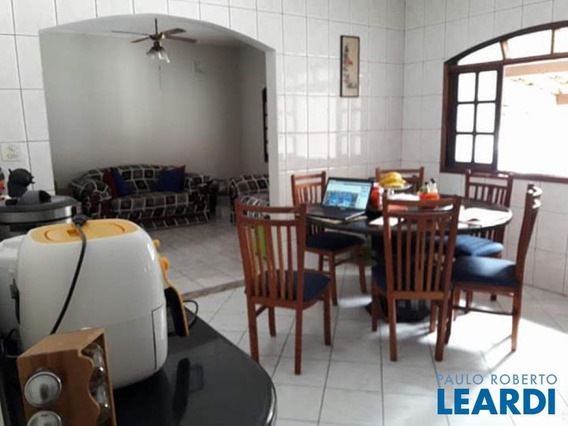 Casa Térrea - Chácara Sergipe - Sp - 572873
